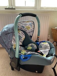 Cosatto Port Group 0+ Car Seat Fjord - IsoFix Now Sold