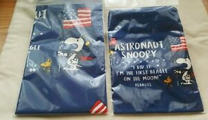 Snoopy Lunch Bag and Matching Lunch Cloth