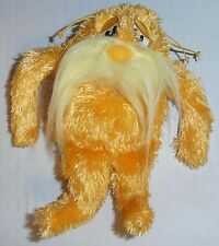 """Wholesale Lot of 10, 5-1/2"""" Dr. Suess's The Lorax Stuffed Toy, Brand New"""