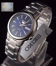 SNKA05K1 SEIKO 5 SNKA05 Stainless Steel Band Automatic Men's Blue Watch + (Gift)
