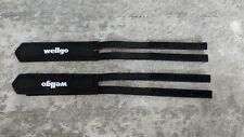 Wellgo Bicycle Straps. Double strap w/ hook & loop fastener. Fixie Road Bike