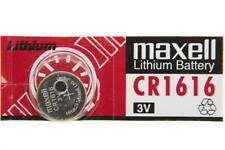 PILAS MAXELL LITIO CR1216 CR1220 CR1616 CR1620 CR2016 CR2025 CR2032 CR2450 3V