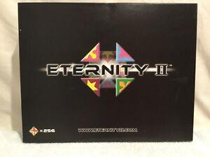 Eternity II - 256pc Jigsaw Puzzle/Brain Teaser Christopher Monckton 2007