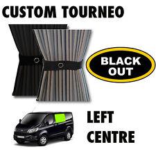 Black Out-tránsito Custom Ford Cortina Kit-izquierda Centro Cortinas