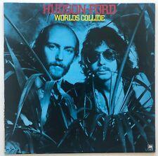 HUDSON-FORD - WORLDS COLLIDE - 1975 UK RELEASE - VINYL LP ALBUM - AMLH 64535