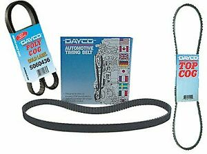 Dayco 5060995 Poly Cog Serpentine Belt, Industry Number: 6PK2525
