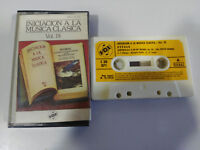 Initiation A La Musica Classique Vol 18 Dvorak - Ruban Cassette