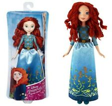 DISNEY MOVIE RIBELLE MERIDA PRINCESS BAMBOLA CLASSIC DOLL 28 CM HASBRO