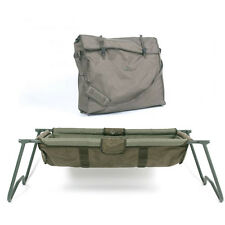 Nash KNX Cradle Fishing Carp Care Elevated Mat + Cradle Carry Bag NEW