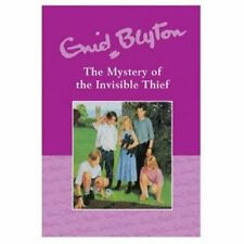 The Mystery of the Invisible Thief,Enid Blyton