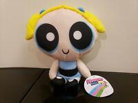 "3Pc Powerpuff Girls Doll The 1999 Cartoon Network Plush Toy Set Kids/' Gift 8/"""