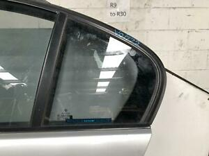 BMW 3 Series Left Rear 1/4 Glass E90 320d 03/2005-01/2012