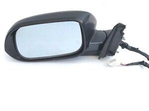 2004 - 2008 Acura TSX 06 07 Accord Left Side Rear View Mirror Unit E6 010142 OEM