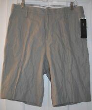 "New $178 MARC JACOBS Reed Khaki Woven Bermuda Walk Golf Shorts~30 (34""W)~$0SHIP!"