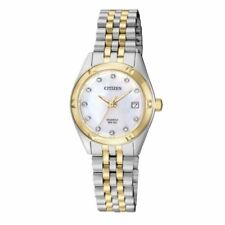 Citizen Stainless Steel Strap 50 Metres/5 ATM Watches
