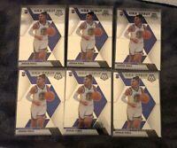 Jordan Poole 2019-20 Panini Mosaic Rookie Card RC #261 Base NBA Debut LOT