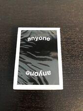 Anyone Black Logo Playing Cards Rare Dealersgrip Fontaine Virtuoso Dot Bloc