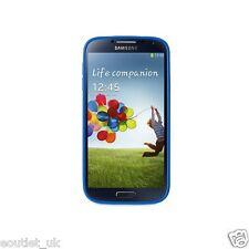 Original Griffin Reveal Funda para Samsung Galaxy S4 - azul/transparente NUEVO