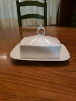 Grace's Teaware Covered Butter Dish