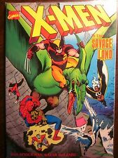 X-Men In The Savage Land Marvel TPB trade paperback (1989, 2nd Print) Near Mint