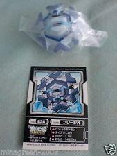 POKEMON KIDS Figure Puppet BLACK & WHITE KYUREM ver. 638 CRYOGONAL with Sticker