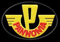 Pannonia TLT TLB TLF.F fejlesztett De Luxe 250 brodé patche Thermocollant patch