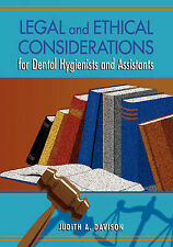 Legal And Ethical Considerations For Dental Hygienists And Assistants-ExLibrary
