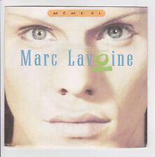 """LAVOINE Marc Vinyle 45 tours SP 7"""" MÊME SI - LETTRE A PERSONNE - AVREP 8885387"""