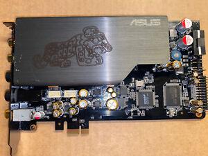 Asus XONAR ESSENCE STX II 124dB PCIe Hi-Fi Sound Card Music Audio Dolby Surround