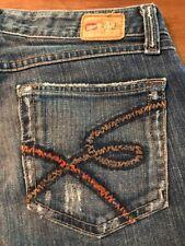 BKE Buckle Women's Jeans Star Stretch Distressed Jeans Size 29 X 30