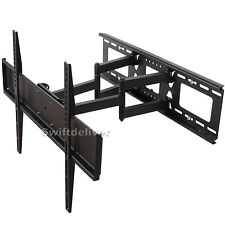 Full Motion LED LCD Plasma TV Wall Mount for Samsung 40 42 46 48 50 55 60 65 W2R