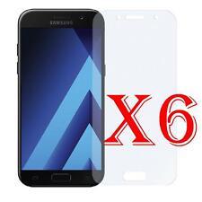 6 PZ PELLICOLA PROTEZIONE Samsung Galaxy A5 (2017) PELLICOLE PROTEGGI SCHERMO