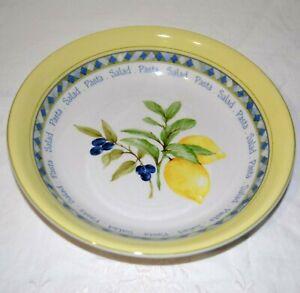 "Royal Doulton ""Carmina""  Individual Pasta Bowl(s) - 23.5cm - Excellent condition"