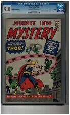 Journey Into Mystery #83 GRR CGC 9.0 - Gold Record Reprint - First Thor!