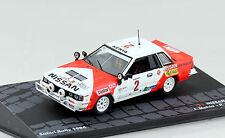 Nissan 240RS Rally Safari 1984 #2 1:43 Ixo/Altaya Modellauto