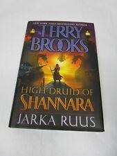Terry Brooks Jarka Ruus Hardcover 2003 1st Edition 1st Printing Shannara