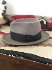 Vtg 50s Cervo Hat 6 7/8 Royal Stewart Ten