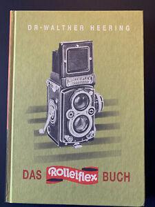 Dr. Walter Heering Das Rolleiflex Buch Rollei Franke Heidecke Rolleicord