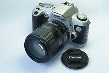 Canon EF 35-135 mm F/4-5.6 USM Objektiv + Kamera 35 mm Canon EOS 500