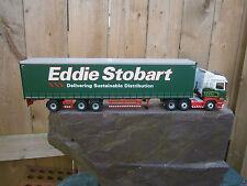 CORGI MODERN TRUCKS HEAVY HUALAGE EDDIE STOBART TRANSPORT 1.50 SCALE