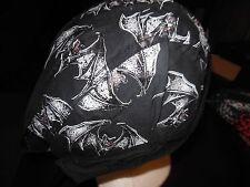 Gargoyle with Bat   Doo Rag / Skullcap