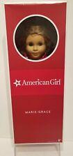 Vintage 2011 American Girl Doll Marie Grace. In Original Box. NR