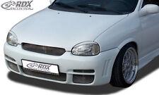 """RDX Stoßstange Opel Corsa B """"GT4"""" Front Schürze Vorne Spoiler mit Grill"""