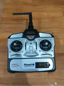 HARDLY USED PLANET T5 2.4GHZ TRANSMITTER .