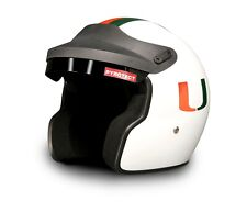 Miami State University Motorcycle Helmet Bsu - Mopeds Scooters All Types Dot
