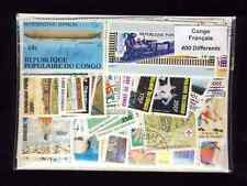 Congo Français - French Congo 400 timbres différents