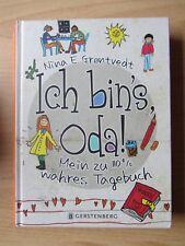 Ich bin's, Oda! Mein zu 110% wahres Tagebuch von  Nina Grøntvedt 2012 Hardcover