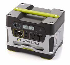 GoalZero Yeti 400 230V mobiler Generator Notstrom 396Wh USB 12V 230V Sinuswelle