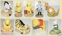Royal Doulton Pooh Collection Arm Chair Christopher Paw Marks Piglet Tigger