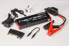 Rockford Nexgen RFD18K-700 Portátil Jump Starter Com Portas Usb 2.1A